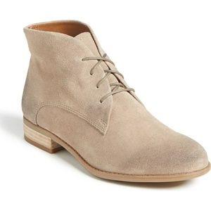"Franco Sarto ""Eddy"" Boots Tan Taupe 7.5M"